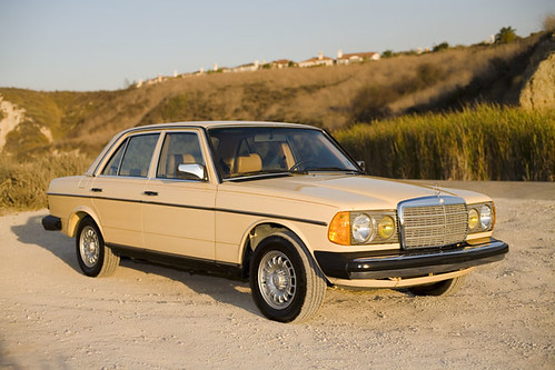 1983 mercedes benz 240d diesel j g francis flickr for Mercedes benz 240 d