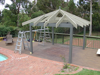 building do it yourself for the outdoor gazebo | by Asphalt Shingle Roofing Company
