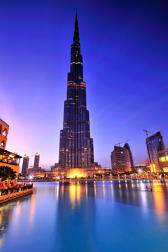 Dubai - Burj Khalifa | by © Saleh AlRashaid / www.Salehphotography.net