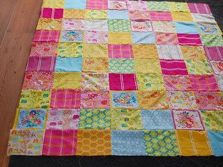 Little Folks Quilt Top | by azmiat
