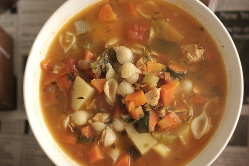 February 5: Best soup yet! | by gwen