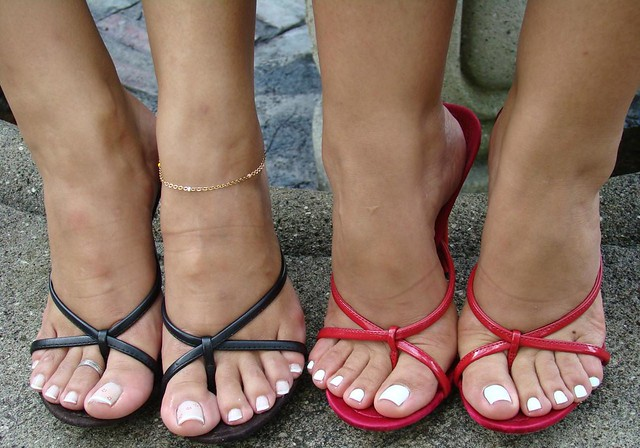Фото ножки