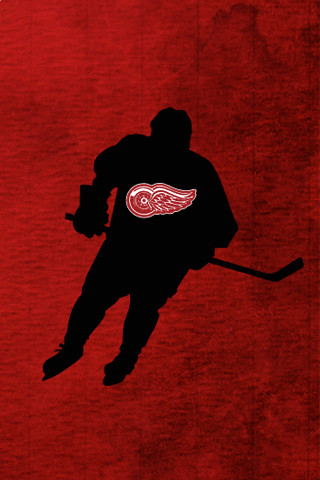 ... iPhone Detroit Red Wings 02   by hieblinger