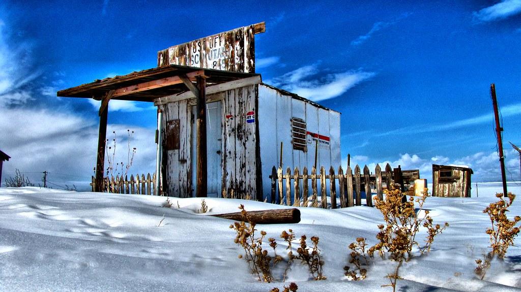 Cisco Utah Post Office Long Abandoned U S Post