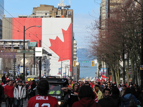 Canadian flag | by US Embassy Canada
