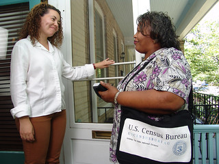 NASS-2010_Census Worker | by USDAgov
