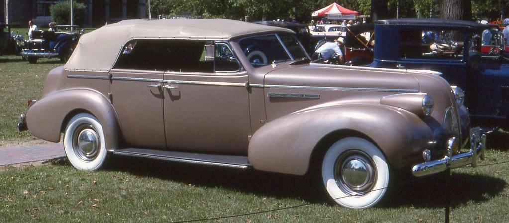 1939 Buick Roadmaster Convertible Sedan Richard Spiegelman Flickr