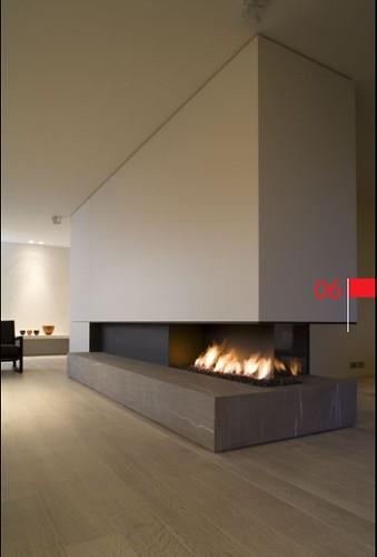 3 Sided Fireplace Design Vlitwinski Flickr