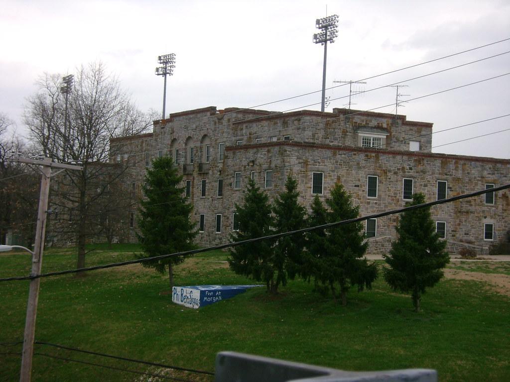 An image of Baldwin Hall