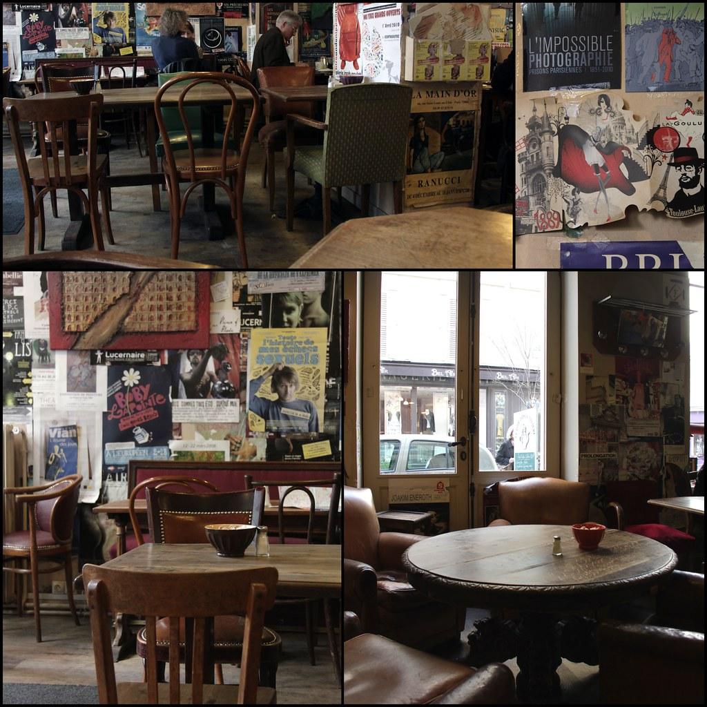 cafe le loir dans la theiere marais my favourite cafe i flickr. Black Bedroom Furniture Sets. Home Design Ideas