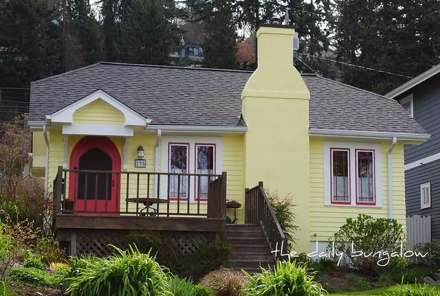 Exterior Color Schemes::Yellows::Historic Paints | Flickr