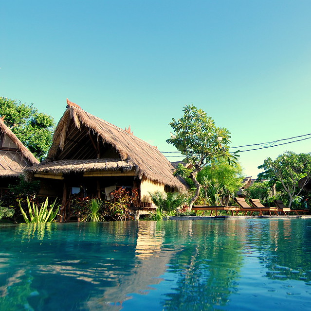 Bali Beach Hut Refresh Cafe