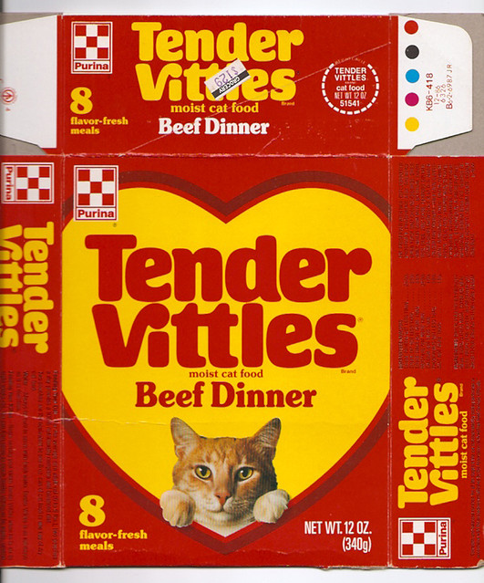 Purina Tender Vittles Cat Food