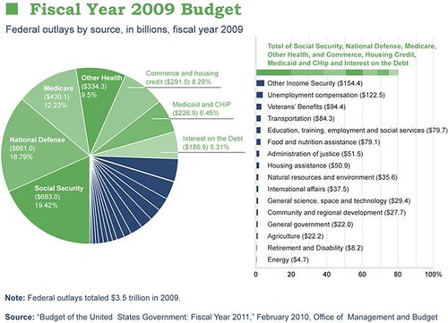 Fiscal Year 2009 Budget | by Public Agenda