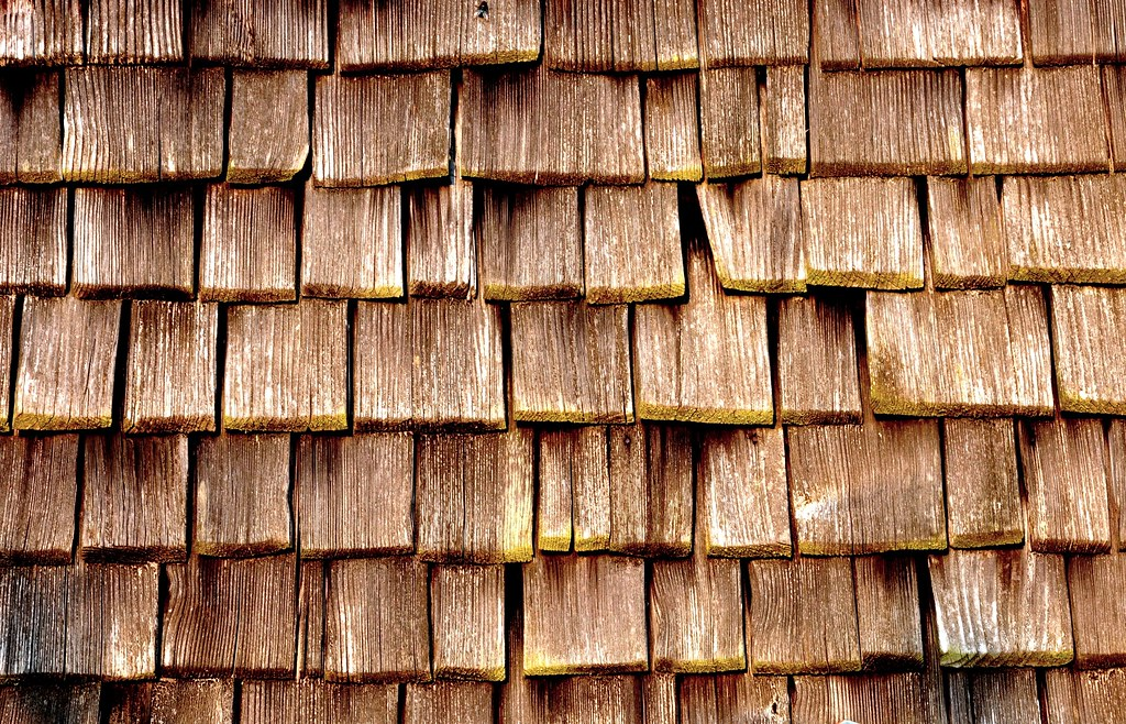 Bavarian Roof Free Texture Creative Commons By