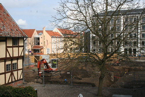 The excavation | The site before the excavation started | Odense Bys Museer | Flickr