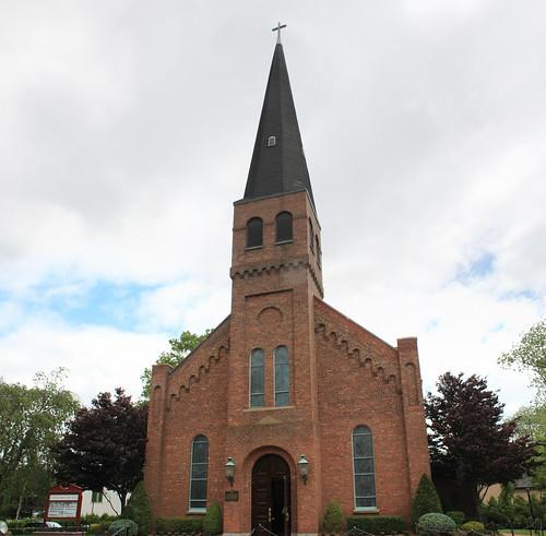 St Patrick S Church Richmond Town Staten Island