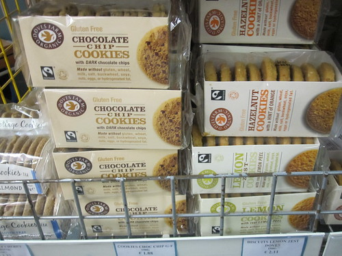 Doves Farm Organic Gluten Free Cookies - Vegan | by veganbackpacker