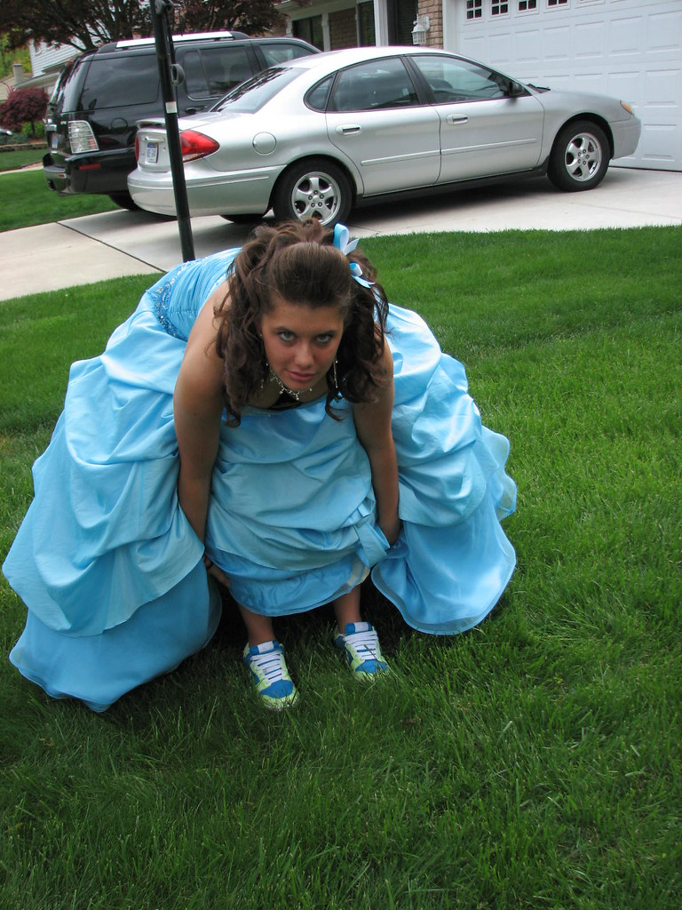 and tennis shoes prom 10 flickr