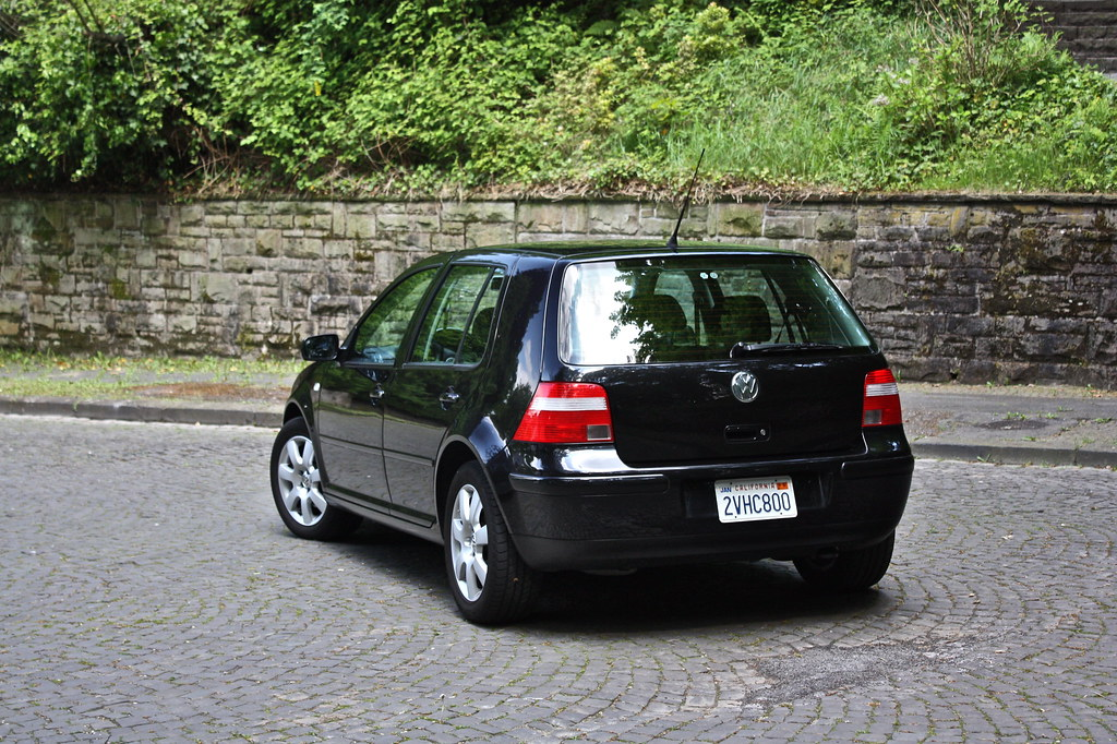 Volkswagen Golf Iv Pacific My New Car Any Questions Or
