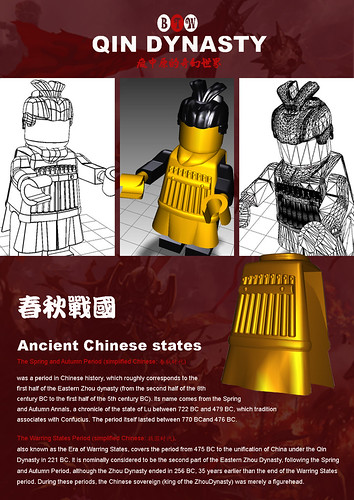 Ancient Chinese states 春秋戰國 | by tigerggyy