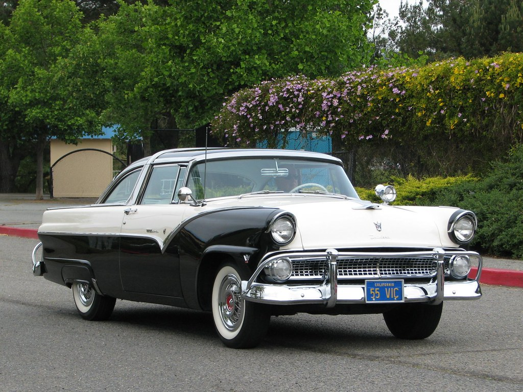 Ford Crown Victoria Tudor  By Jack Snell Thanks For Over  Million