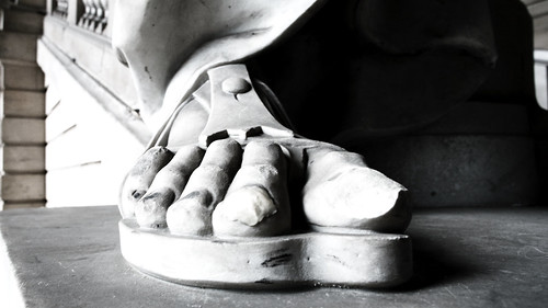Demosthenes' toes | by the-tml