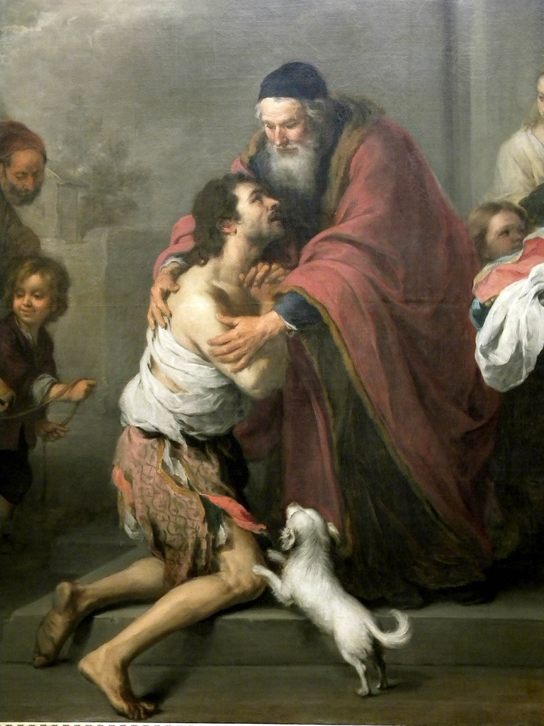 The Return Of The Prodigal Son 1667 1670 National