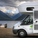 Kea Campers in new Zealand