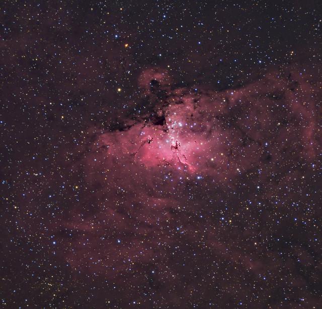 m16 eagle nebula face - photo #46