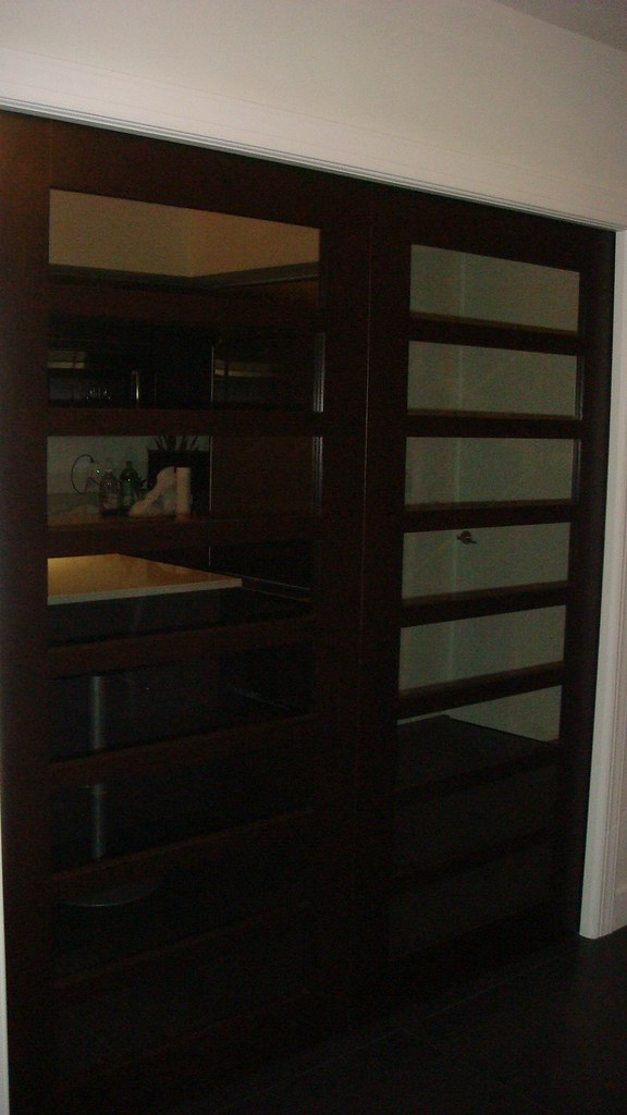 ... Contemporary Mahogany Kitchen Interior Doors | By DecoDesignCenter.com
