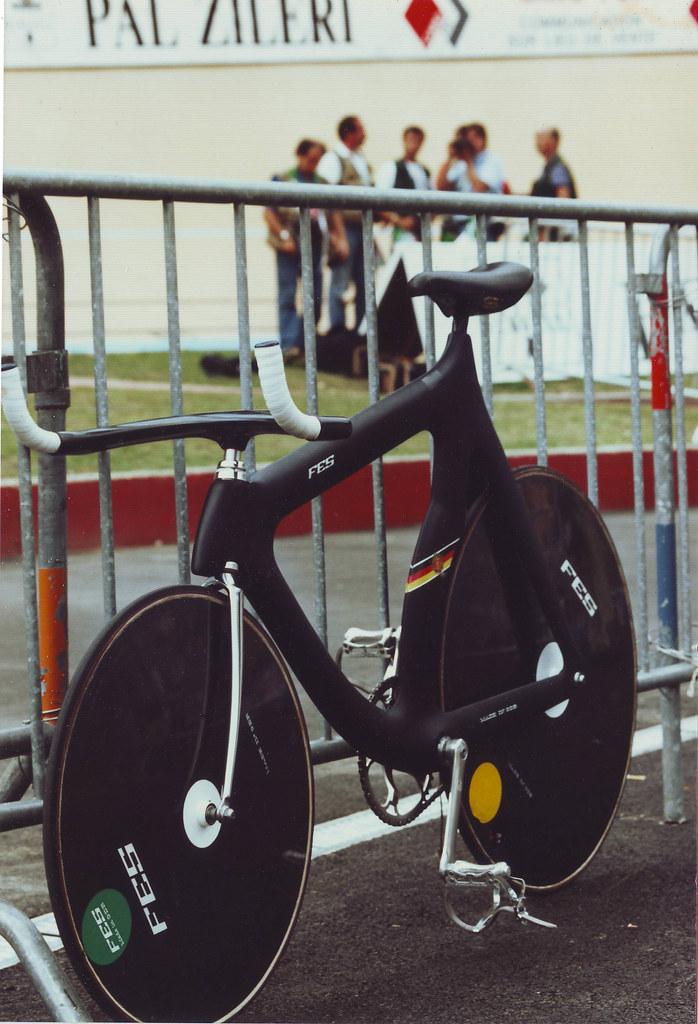East German Fes Track Bike World Track Cycling Championshi Flickr