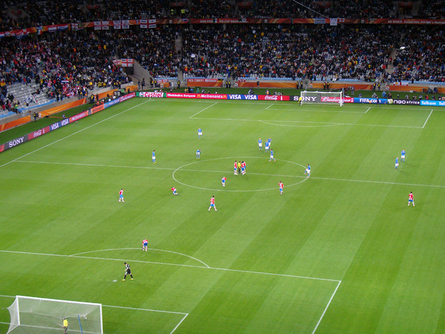 2010 FIFA World Cup South Africa - Italy vs Paraguay at Ca… | Flickr - Photo Sharing!