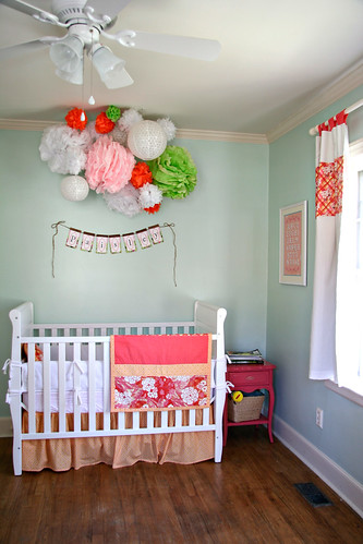 Sweet P's Nursery - Crib | by lesley zellers