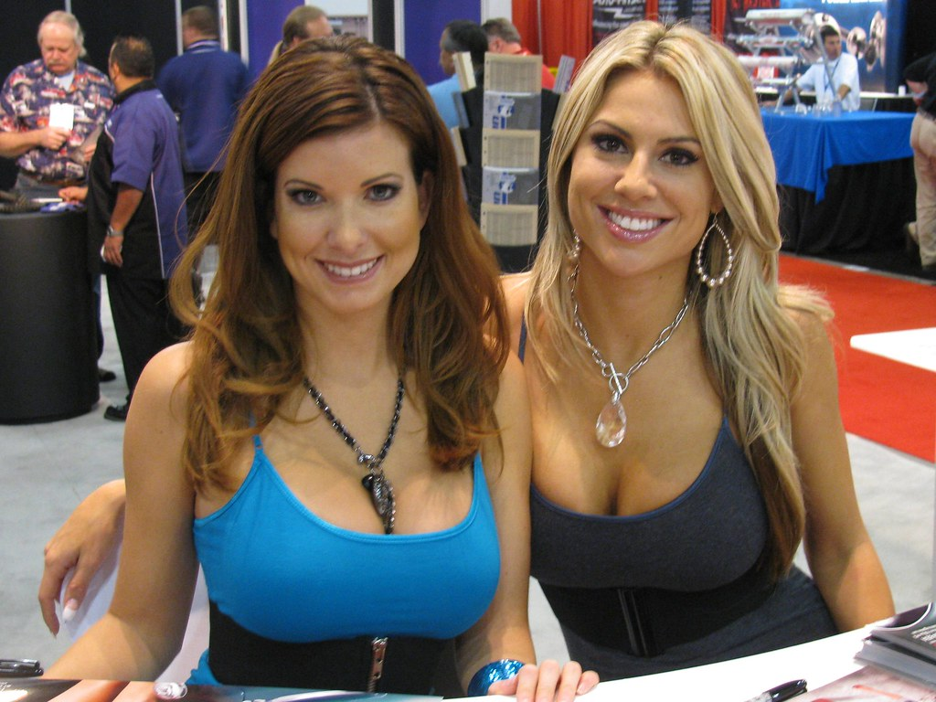 Sema 2010 Booth Babes Bill Cook Flickr