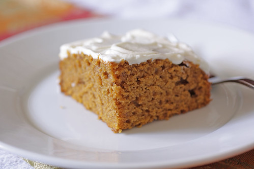 pumpkin bar | by Madison Bistro