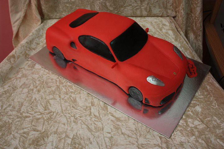 Car Cake Pan