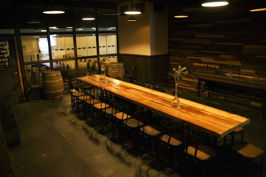 Brooklyn winery small private event space brooklyn winery flickr - Small event space brooklyn plan ...