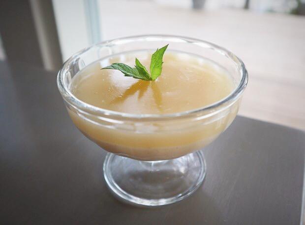 Sitruuna jälkiruoka resepti