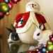 Santa Bun!