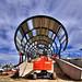 The Footscray Footbridge