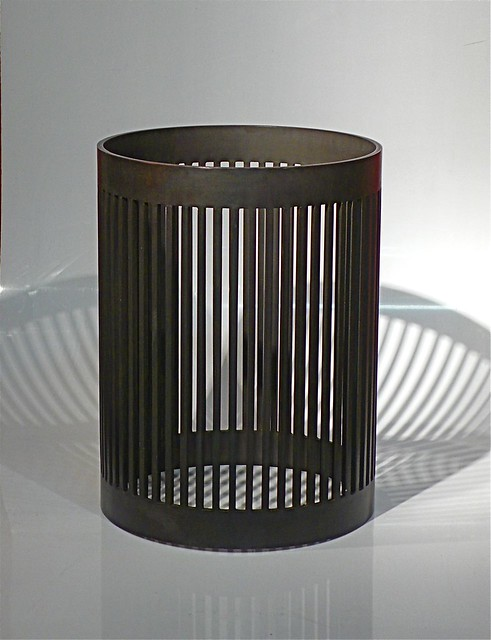... Bronze Plated DRUM Table Base   67 Bars | By Man_of Steel