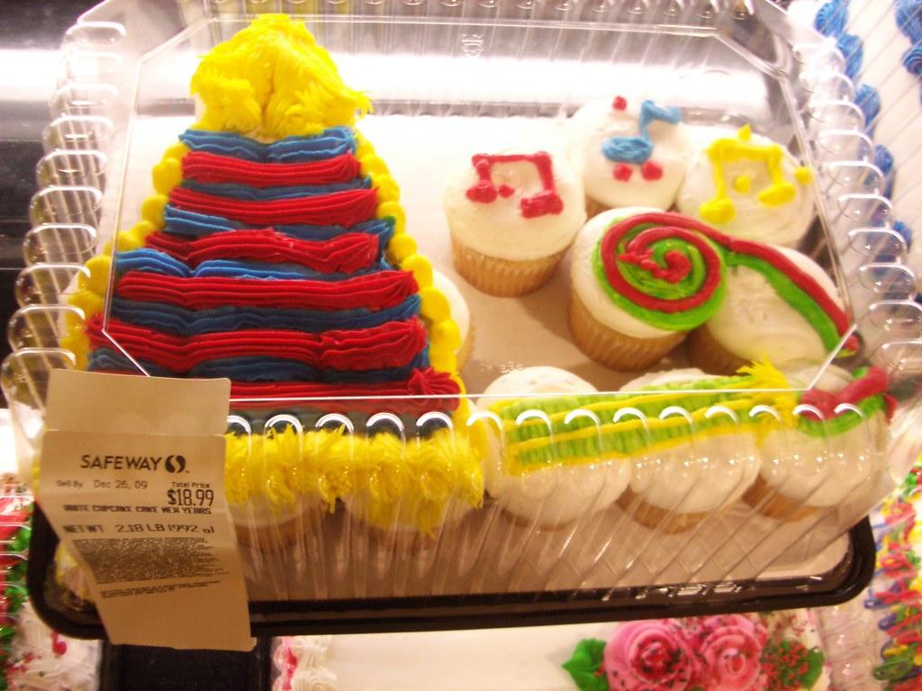 Safeway Bakery Birthday Cakes Milpitas