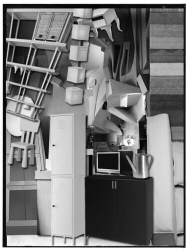 merz ikea bau after the tragic bombing of the hannover mer flickr. Black Bedroom Furniture Sets. Home Design Ideas