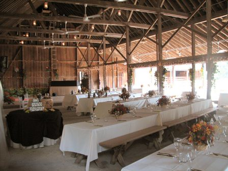 Quot Oktoberfest Quot Wedding Reception Early Fall Wedding