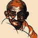 Gandhi book cover - final image