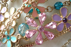 Rhinestone Jewelry | by such pretty things