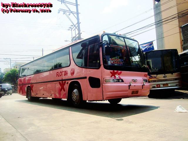 GV Florida Transport, Inc. - Daewoo BH116 Royal Luxury - F23