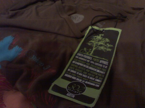 got the new @302designs cotton hangtags today in the mail. turned out great! | by davidh.walker