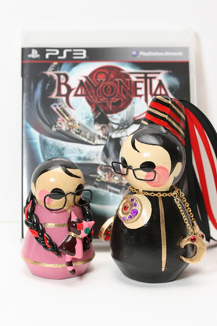 Bayonetta Chapter  Streer Car Gate